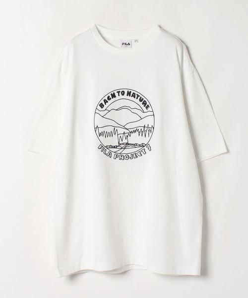 Mono CircleTシャツ