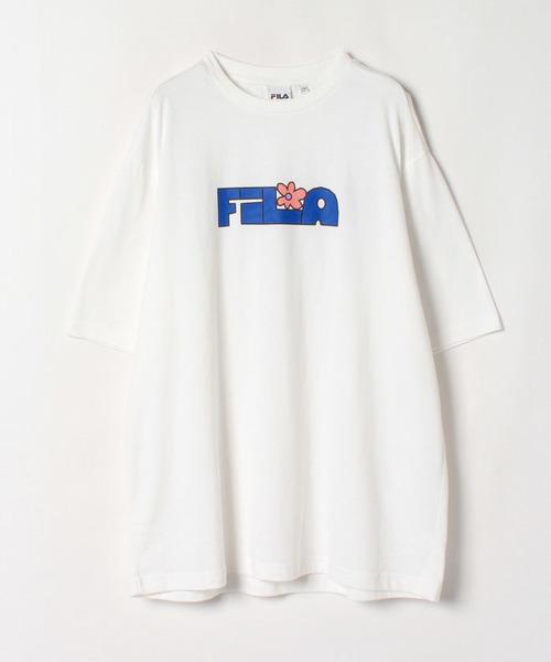 FILA LogoTシャツ