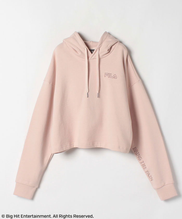 BTS NOW ON Hoodie Crop Sweatshirt