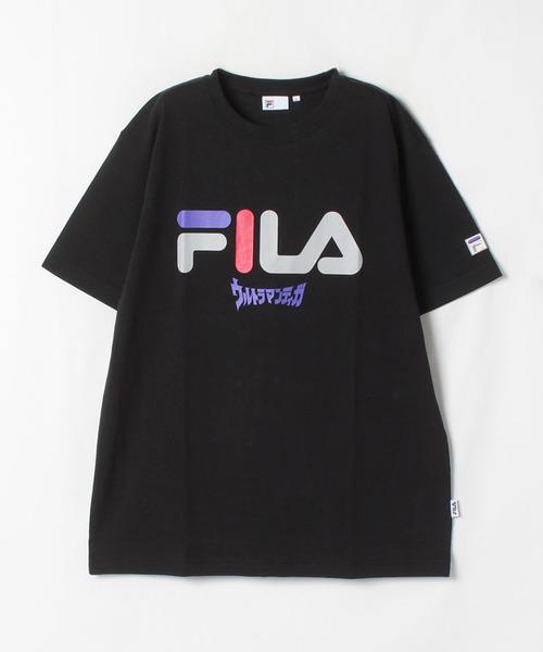 FILAロゴTシャツ