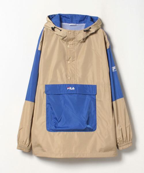 ウインドアノラックジャケット