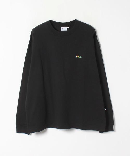 クルーネックシャツ