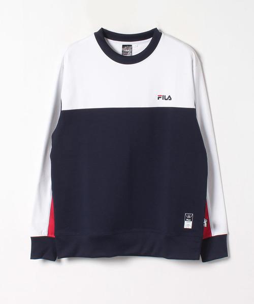 クルーネックロングTシャツ