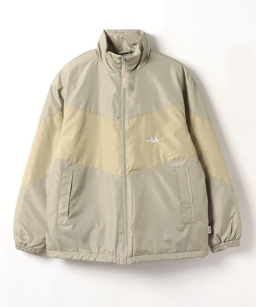 【セットアップ対応商品】中綿ジャケット メンズ アウター