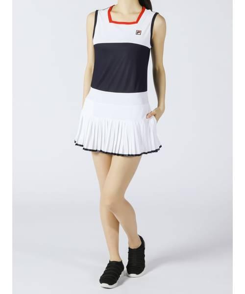 ウィメンズ ワンピース<テニス>(VL2141)