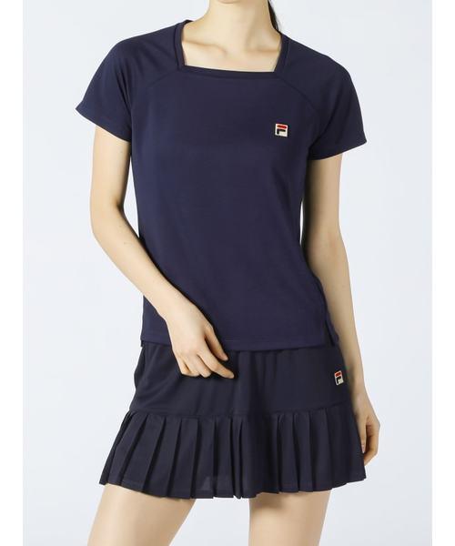 ウィメンズ ゲームシャツ<テニス>(VL2113)