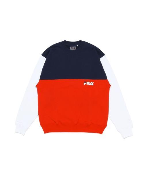 ユニセックス クルーネックシャツ<トップス>(FFM9773)