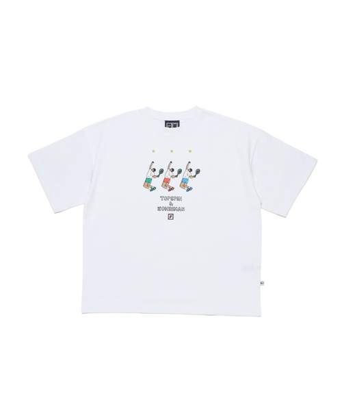 ユニセックス クルーネックシャツ<トップス>(FFM9776)