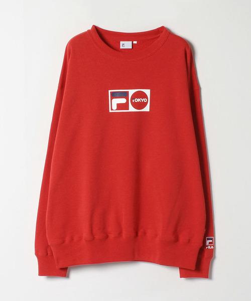 ユニセックス クルーネックシャツ<トップス>(FFM9840)