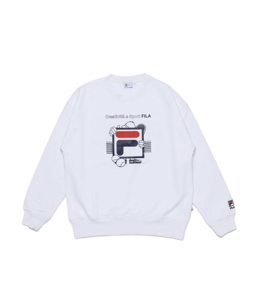 ユニセックス クルーネックシャツ<トップス>(FFM9805)