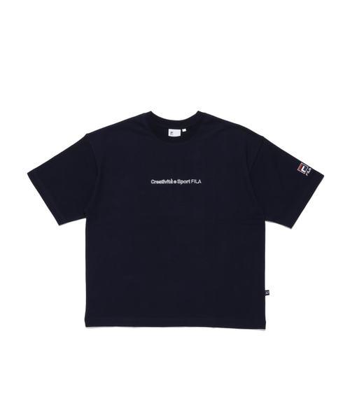 ユニセックス クルーネックシャツ<トップス>(FFM9808)