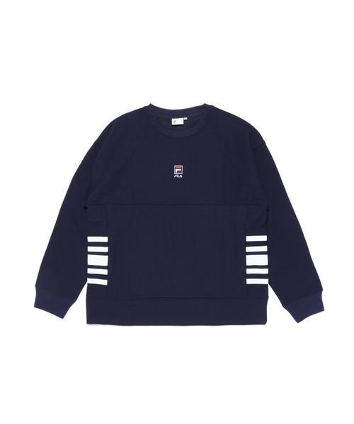 ユニセックス クルーネックシャツ<トップス>(FFM9783)