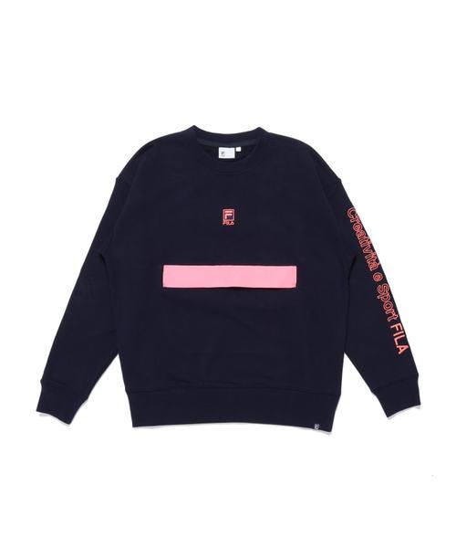 ユニセックス クルーネックシャツ<トップス>(FFM9815)