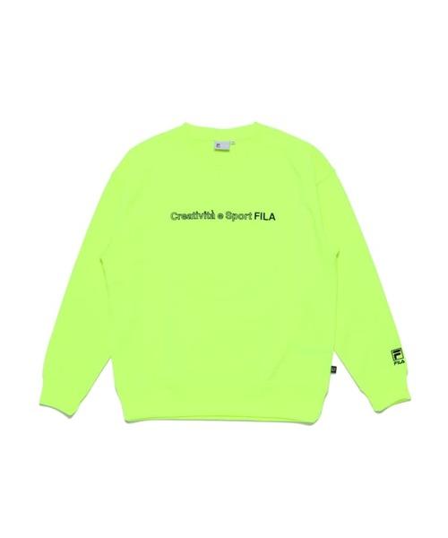 ユニセックス クルーネックシャツ<トップス>(FFM9821)