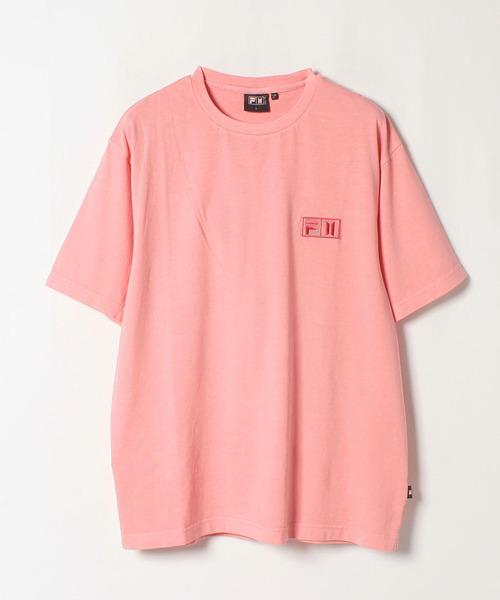 FILA×BTS ロゴTシャツ