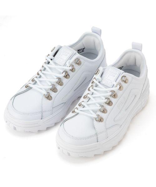 【FOOTWEAR】ディスラプター コート ウィメンズ  ホワイト