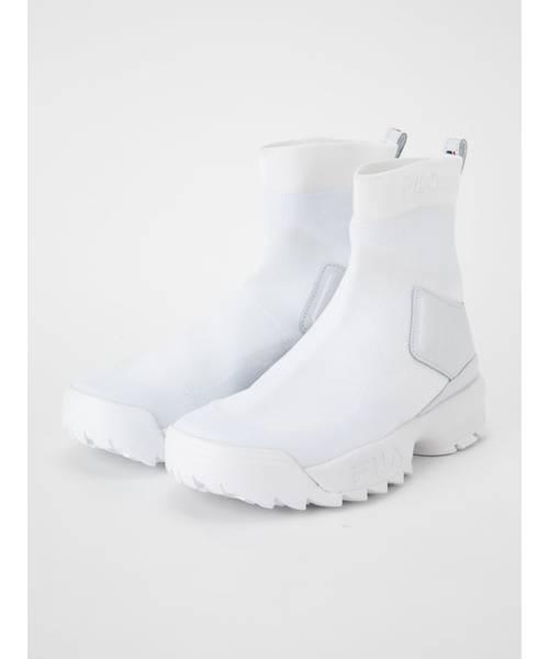 【FOOTWEAR】ディスラプター ストレッチ  ウィメンズ(F04260125)