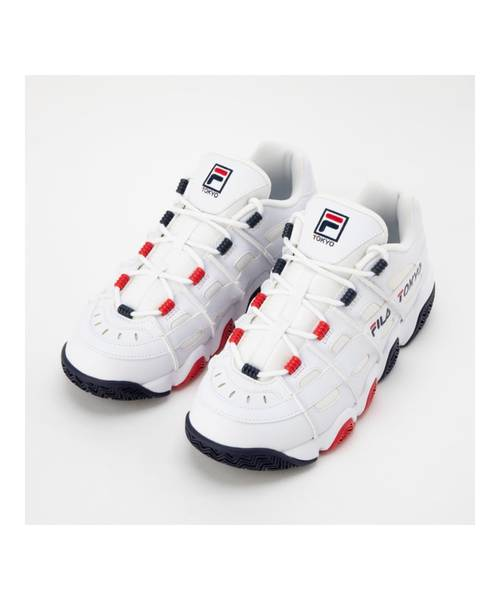 【FOOTWEAR】フィラバリケード XT 97 TOKYO(F04830125)