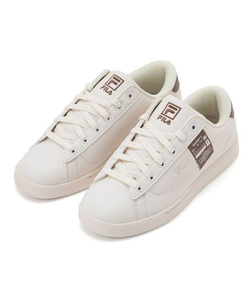 【FOOTWEAR】プロジェクト 7 コートエース P7  White / Brown / White