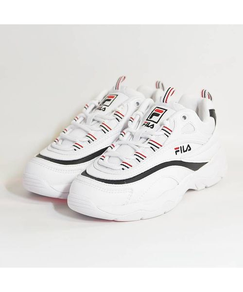 【FOOTWEAR】FILA RAY  WBK