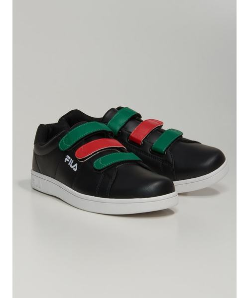 【FOOTWEAR】COURT CLASSICO  BK/RD/GR