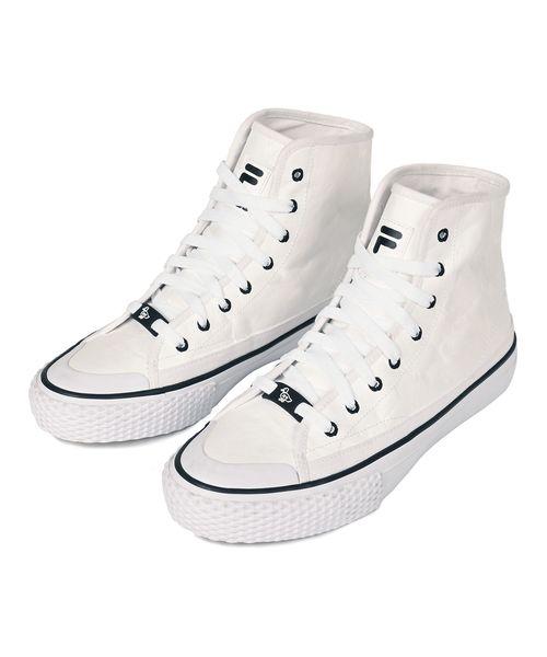 【FOOTWEAR】モンロー SP  MID X Ken Kagami  ホワイト/ブラック