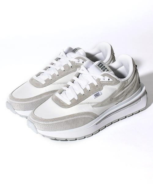 【FOOTWEAR】FILA RENNO X KROST Bright White / Highrise / Fila Navy