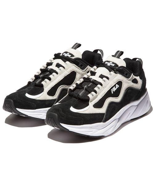 【FOOTWEAR】Trigate X MAJOR FORCE  BLACK/WHITE