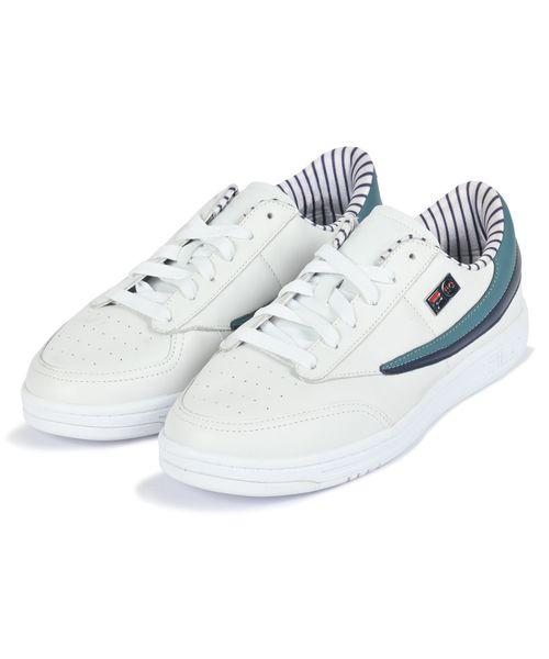テニス88 CX  ホワイト/ブルー/ネイビー