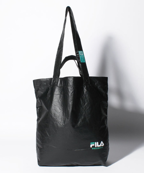 BTS着用モデル FILA 軽量エコトート