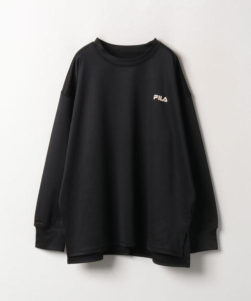 【フィラ】長袖Tシャツ