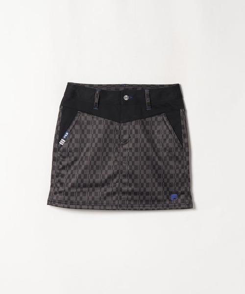 スカート ガラ