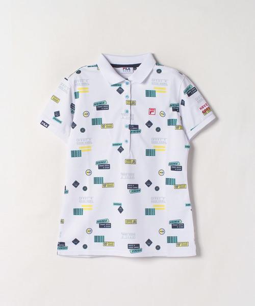 【セットアップ対応商品】半袖プリントシャツ