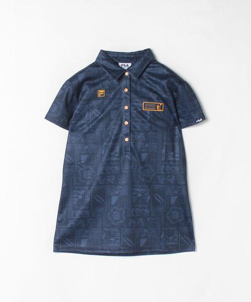 半袖プリントシャツ