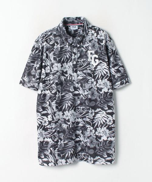 ハンソデ ポロシャツ