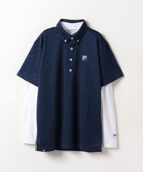 半袖ポロシャツ+インナー