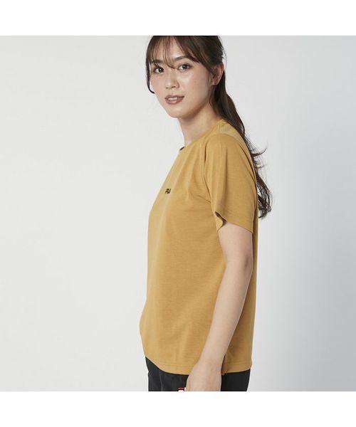 【FILA】ワンポイント ドライTシャツ