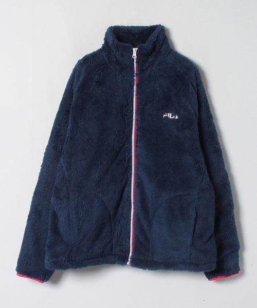 アルミプリント ボアジャケット