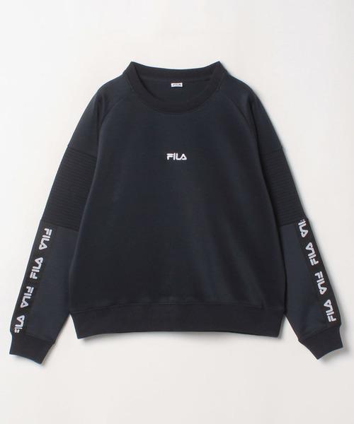 PEダンボールクルーシャツ