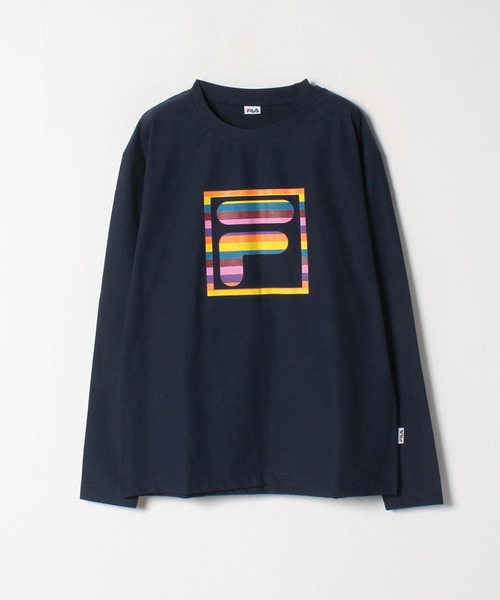 ストレッチ長袖TEEシャツ