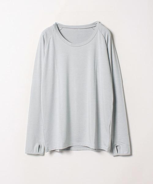 <YOGA>ロングスリーブTシャツ (347512)
