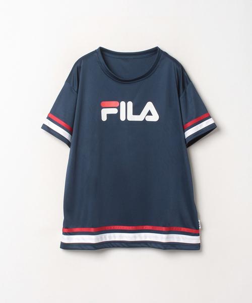 【セットアップ対応商品】ウィメンズ ロゴTシャツ<スイム>(220722 )