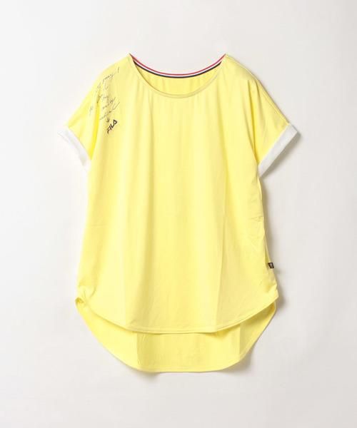 【フィラ】トリコTシャツ