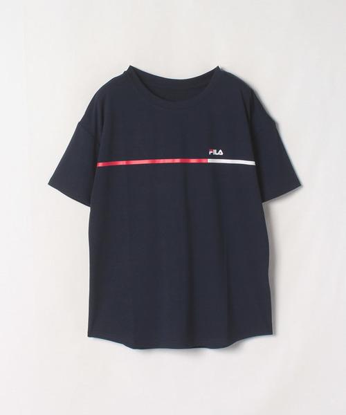 【フィラ】水陸両用4分丈Tシャツ