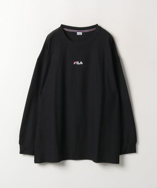 【フィラ】ビヨンド天竺 長袖Tシャツ
