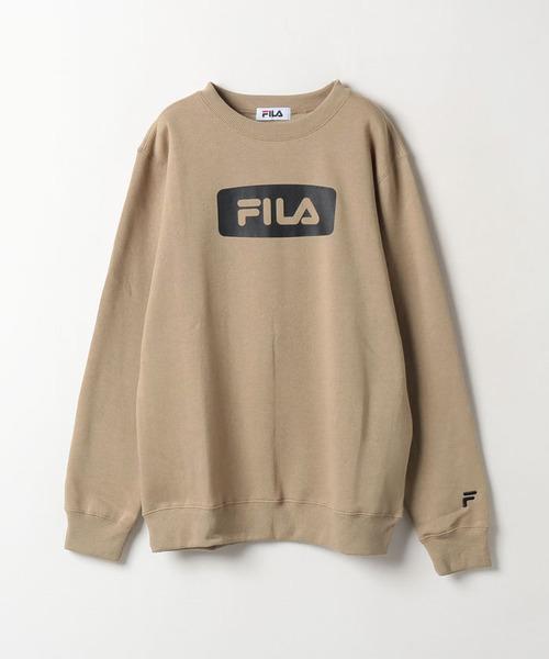 【フィラ】クルースウェット