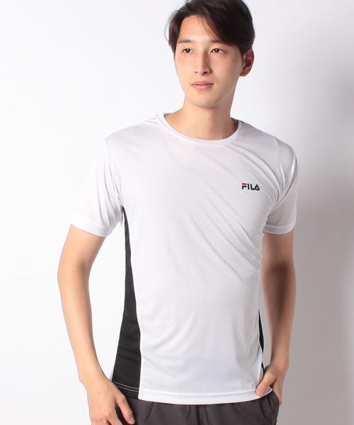 【FILA】超軽量スムースTシャツ