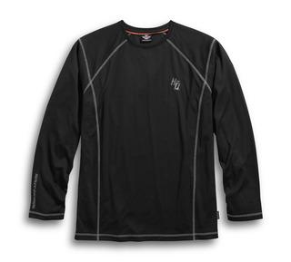 パフォーマンス・ロングスリーブTシャツ/コールドブラックテクノロジー