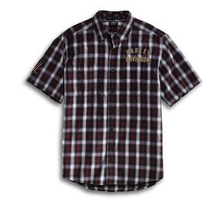 ジェニュイン・クラシックス#1プレイドシャツ