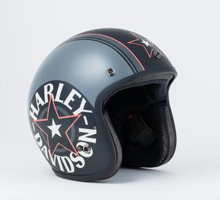 グレースター3/4ヘルメット